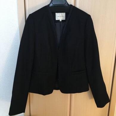 デビュードフィオレのジャケット