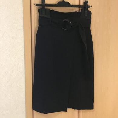 グリーンレーベルリラクシングのスカート