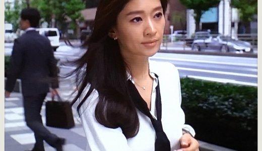篠原涼子『オトナ女子』の亜紀ファッションが素敵!