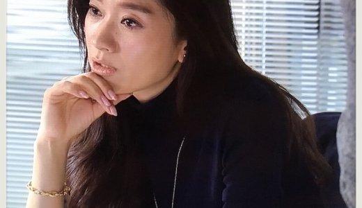 篠原涼子『オトナ女子』第4話・第5話ファッション♡