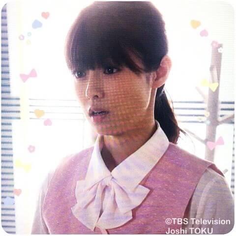 ダメ恋第3話の深田恭子/ミチコファッション