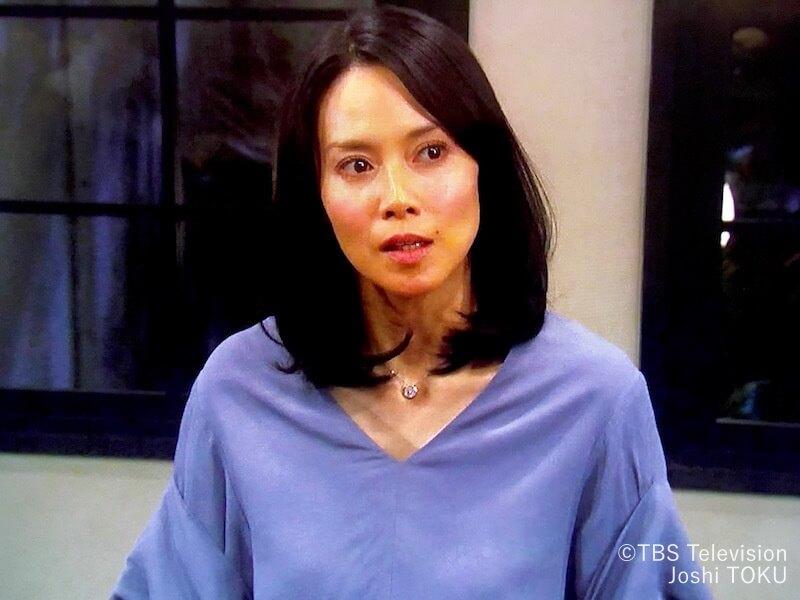 中谷美紀「私結婚できないんじゃなくて、しないんです」第一話のコーデ・洋服